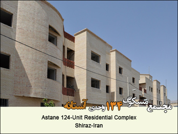 134-Unit Residential Complex Astane