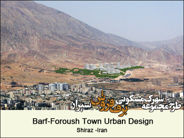 Barfforoush Town Urban Design
