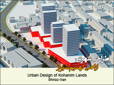 Urban Design of Kohanim Lands