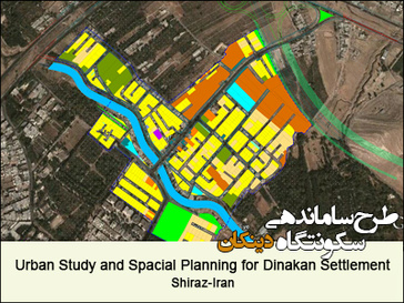 Urban Study and Spacial Planning for Dinakan Settlement